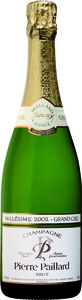 Pierre Paillard Millésime Grand Cru Vintage Brut Champagne 2004 Bottle