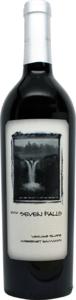 Seven Falls Cabernet Sauvignon 2010, Wahluke Slope Bottle