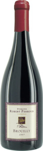 Robert Perroud Pollen Brouilly 2011 Bottle