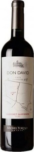 Don David Finca La Urquiza #8 Cabernet Sauvignon 2011, Cafayate Valley, Salta Bottle