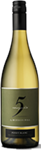 Mission Hill 5 Vineyard Pinot Blanc 2012, VQA Okanagan Valley Bottle