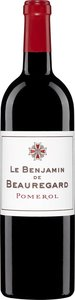 Le Benjamin De Beauregard 2010 Bottle