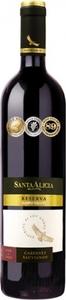 Santa Alicia Reserva Cabernet Sauvignon 2010, Maipo Valley Bottle