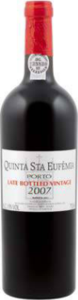 Quinta Sta Eufêmia Late Bottled Vintage Port 2007, Unfiltered, Bottled In 2011 Bottle