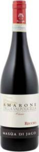 Recchia Musùa Di Jago Amarone Della Valpolicella Classico 2010 Bottle