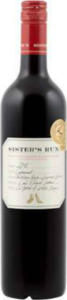 Sister's Run Bethlehem Block Cabernet Sauvignon 2011, Barossa Valley, South Australia Bottle