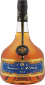 Armagnac De Montal Xo, Gascogne (700ml) Bottle