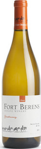 Fort Berens Chardonnay 2012, BC VQA Fraser Valley Bottle