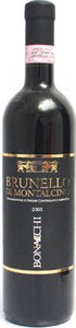 Bonacchi Brunello Di Montalcino 2007 Bottle