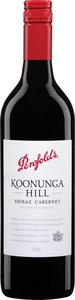 Penfolds Koonunga Hill Shiraz Cabernet 2011, South Australia Bottle