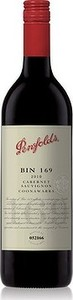 Penfolds Bin 169 Cabernet Sauvignon 2008, Coonawarra Bottle