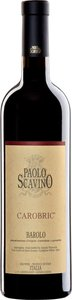 Paolo Scavino Carobric Barolo 2008 Bottle