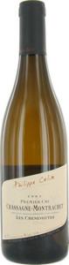 Philippe Colin Chassagne Montrachet 2009,  Les Chaumées 1er Cru Bottle