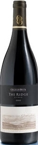 Graham Beck The Ridge Syrah 2011, Wo Robertson Bottle
