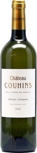Château Couhins Blanc 2010, Ac Pessac Léognan Bottle