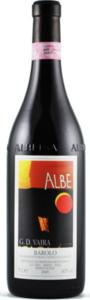G. D. Vajra Albe Barolo 2006, Docg Bottle