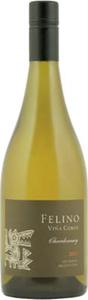 Viña Cobos Felino Chardonnay 2012, Mendoza Bottle