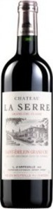 Château La Serre 2006, Ac St Emilion Grand Cru Classé Bottle