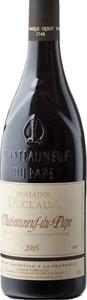Domaine Duclaux Châteauneuf Du Pape 2007, Ac Bottle