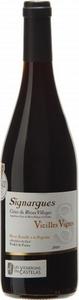 Les Vignerons Du Castelas Vieilles Vignes Signargues Côtes Du Rhône Villages 2010, Ac Bottle