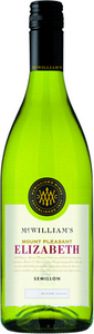Mcwilliam's Mount Pleasant Elizabeth Semillon 2006, Hunter Valley Bottle