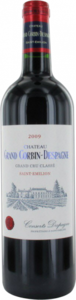 Château Grand Corbin Despagne 2009, Ac St Emilion Grand Cru Classé Bottle