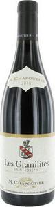 M. Chapoutier Les Granilites Saint Joseph Rouge 2010, Ac Bottle