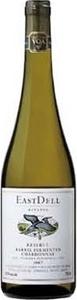 Eastdell Estates Reserve Barrel Fermented Chardonnay 2008, VQA Niagara Peninsula Bottle