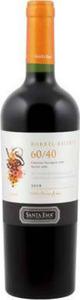 Santa Ema Barrel Select 60/40 Reserve Cabernet Sauvignon/Merlot 2010, Maipo Valley Bottle