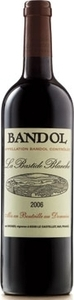 La Bastide Blanche Bandol 2010, Ac, Estate Btld. Bottle