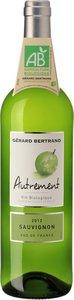 Gérard Bertrand, Autrement Sauvignon Blanc 2012 Bottle