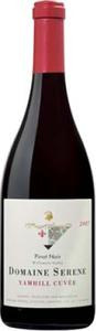 Domaine Serene Yamhill Cuvée Pinot Noir 2009, Willamette Valley Bottle