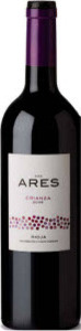 Ares Crianza 2009 Bottle