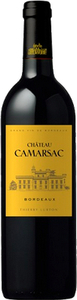 Château De Camarsac 2009, Bordeaux Supérieur Bottle