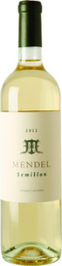 Mendel Semillon 2012 Bottle