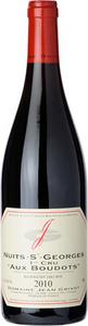 Domaine Jean Grivot Nuits St Georges Premier Cru Aux Boudots 2009 Bottle