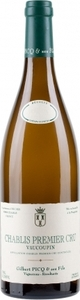 Gilbert Picq Chablis Vaucoupin Premier Cru 2010 Bottle