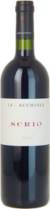 Le Macchiole Scrio 2008 Bottle