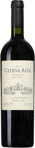 Catena Alta Malbec Historic Rows 2009, Mendoza Bottle