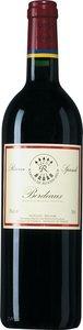 Domaines Barons De Rothschild Réserve Spéciale Bordeaux 2010 Bottle