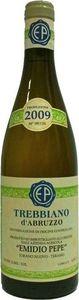 Emidio Pepe Trebbiano D'abruzzo 2009 Bottle
