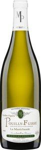 Domaine Manciat Poncet Pouilly Fuissé La Maréchaude Vieilles Vignes 2010 Bottle