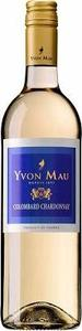 Yvon Mau Colombard Chardonnay 2012, Vin De Pay Bottle