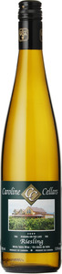 Caroline Cellars Riesling 2010, Niagara Peninsula Bottle