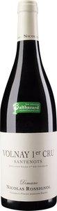 Domaine Nicolas Rossignol Volnay Premier Cru Santenots 2011 Bottle