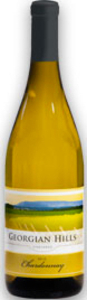 Georgian Hills Chardonnay Sur Lie 2012 Bottle