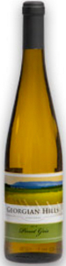 Georgian Hills Pinot Gris 2012 Bottle