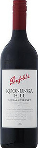 Penfolds Koonunga Hill Shiraz Cabernet 2010, South Australia Bottle