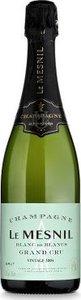 Le Mesnil Prestige Grand Cru Blanc De Blancs Brut 2004 Bottle