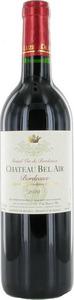 Chateau Bel Air 2011, Bordeaux Bottle